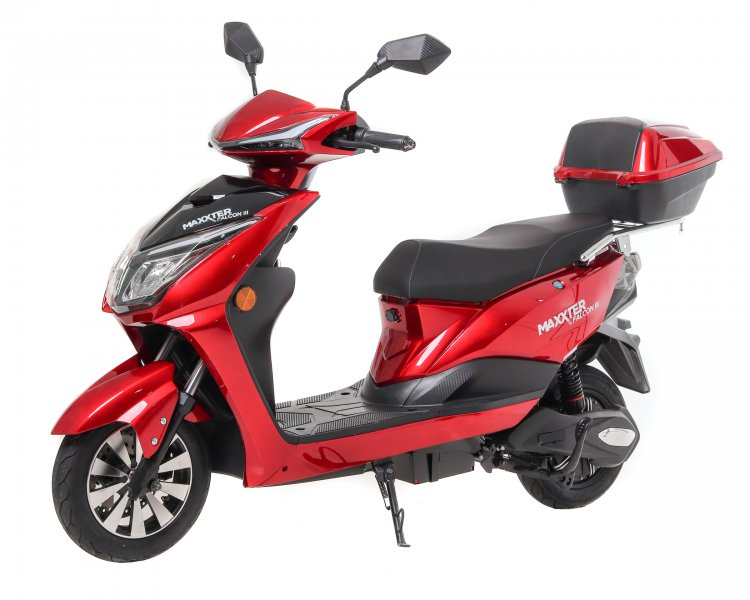 MAXXTER FALCON III Red